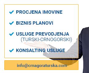 Konsulting Crnagora Turska